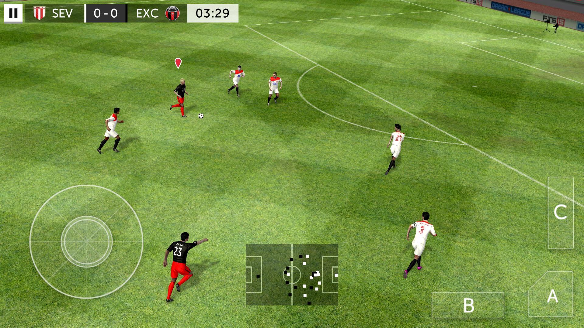 تحميل لعبة first touch soccer 2021 مهكرة [اخر اصدار] للاندرويد