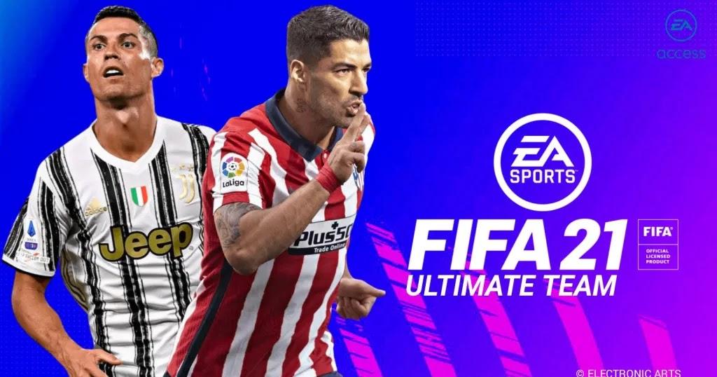 تحميل لعبة FIFA 21 [مهكرة] اخر إصدار للأندرويد