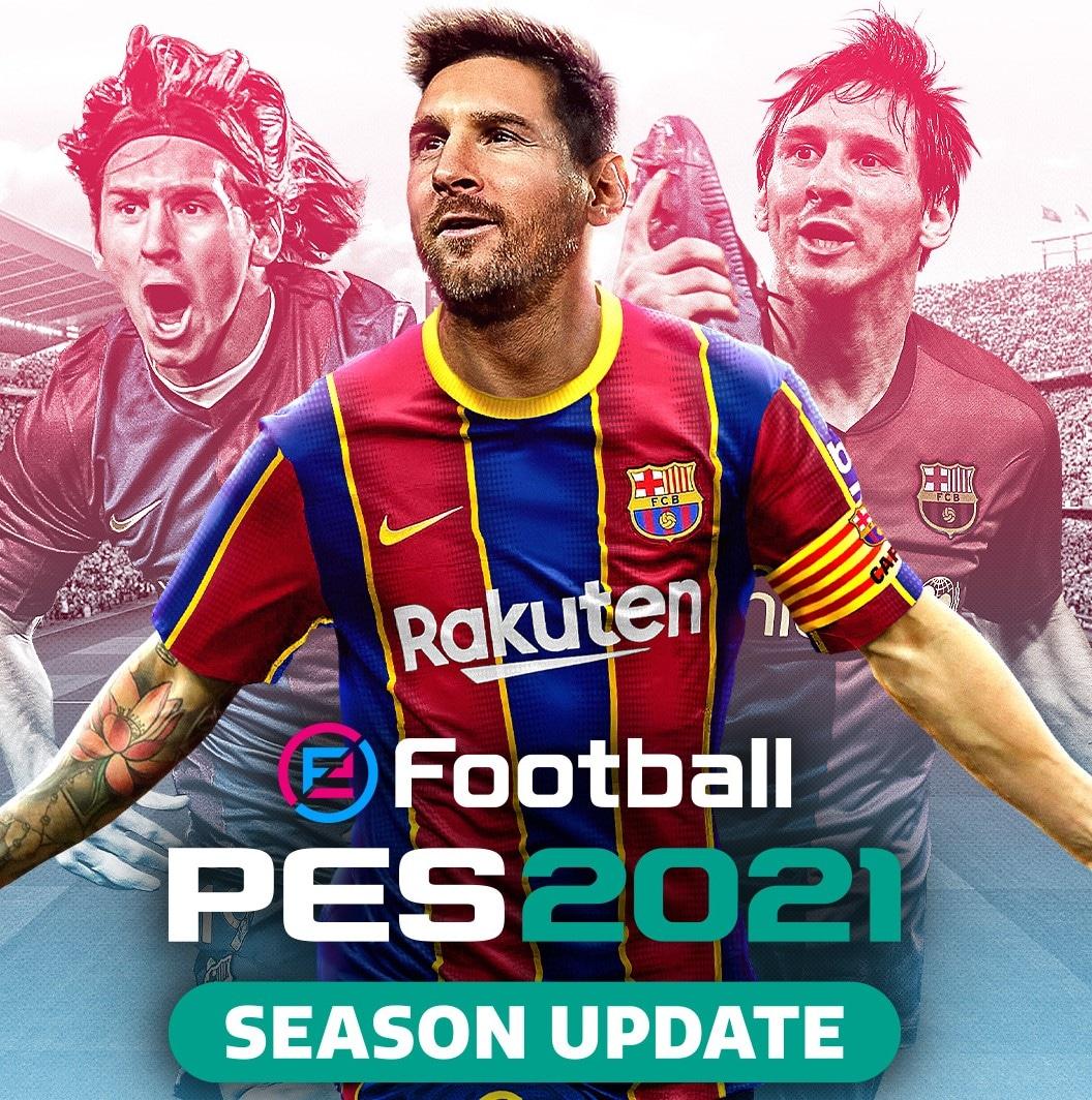 تحميل لعبة efootball 2021 آخر إصدار للأندرويد