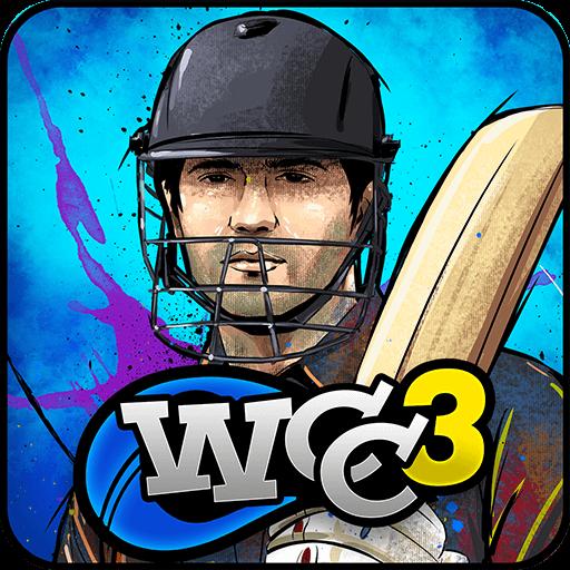 تحميل world cricket championship 3 مهكرة [اخر اصدار] للاندرويد مجانا