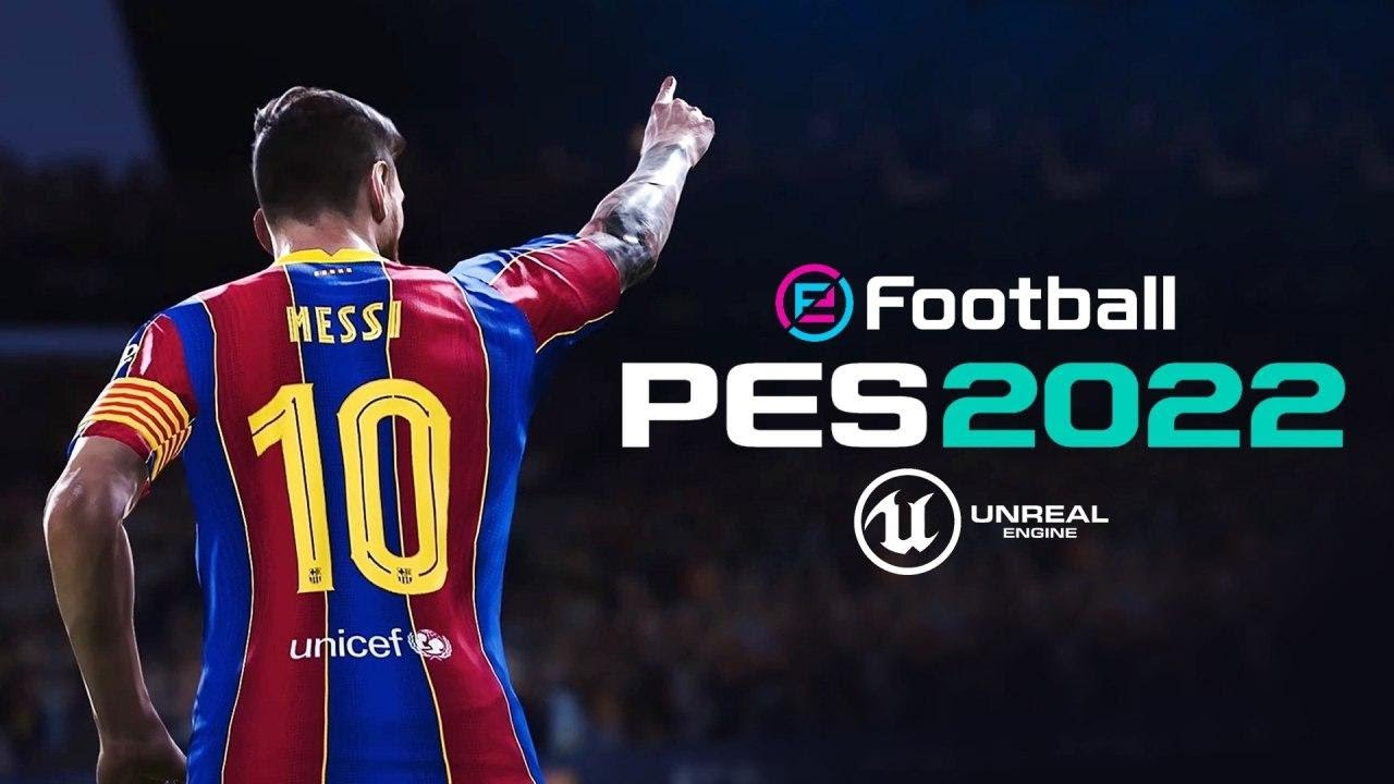 تحميل PES 2022 مهكرة [ميديا فاير] للاندرويد