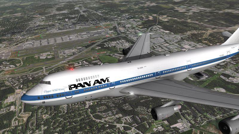 تحميل لعبة الطيران RFS – Real Flight Simulator [رابط مباشر] مهكر للاندرويد