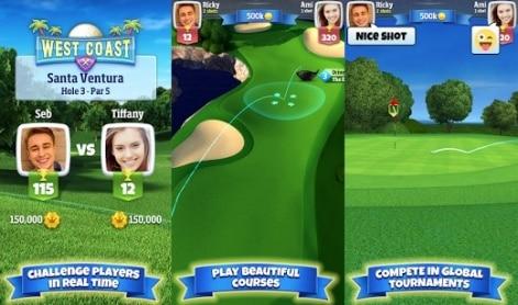 تحميل لعبة Golf Clash مهكرة آخر اصدار [جاهزة للتحميل] 2021 للاندرويد