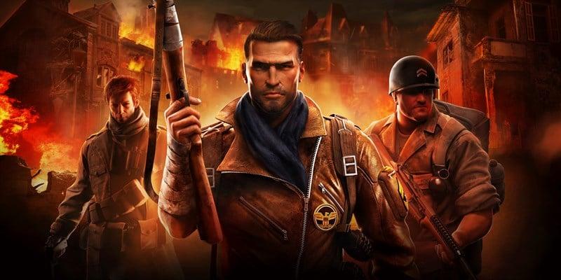 تحميل لعبة Brothers in Arms 3 مهكرة 2021 للاندرويد