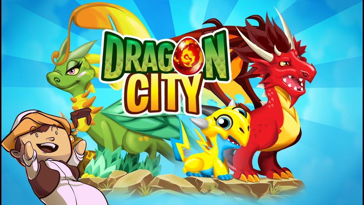تحميل لعبة Dragon City مهكرة لـ اندرويد