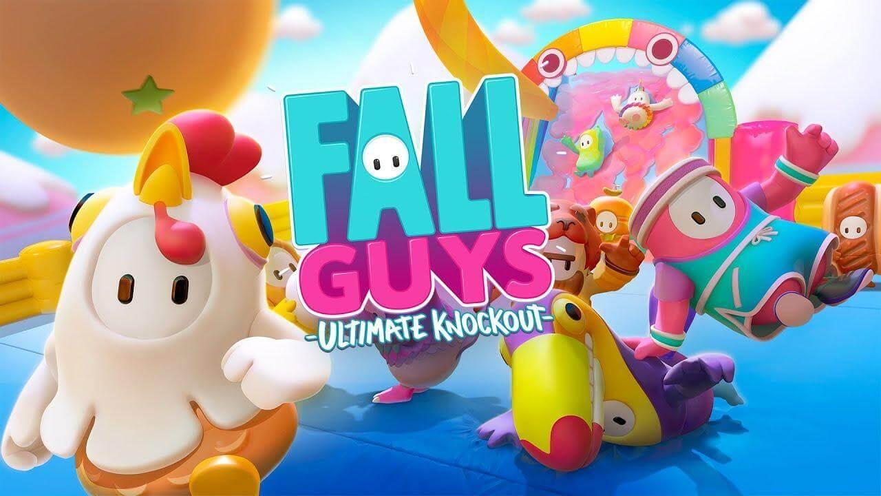 تحميل Fall Guys مهكرة [الاصلية] من ميديا فاير